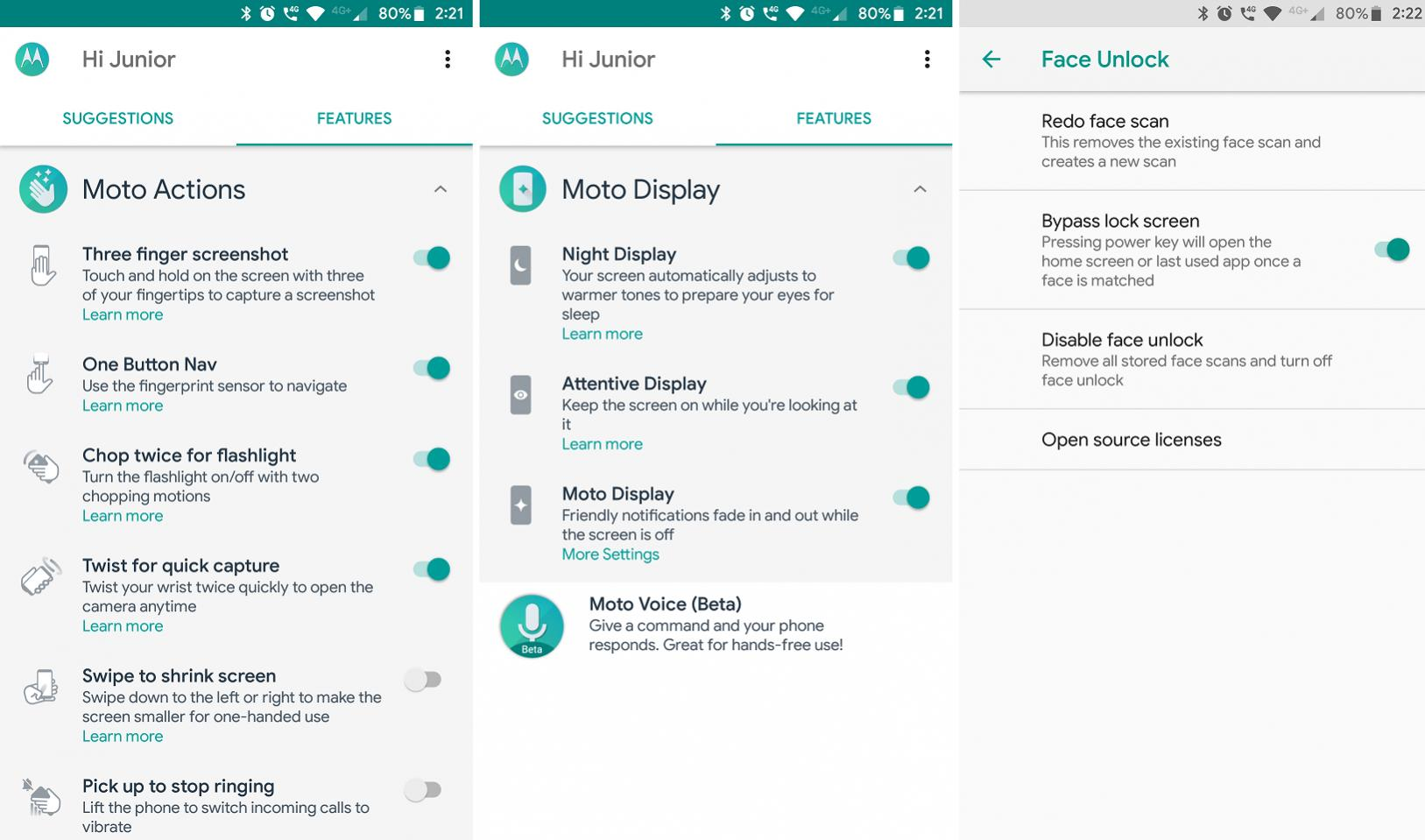 Get New Moto Z3 Play And Moto G6 Apps On The Moto Z2 Play