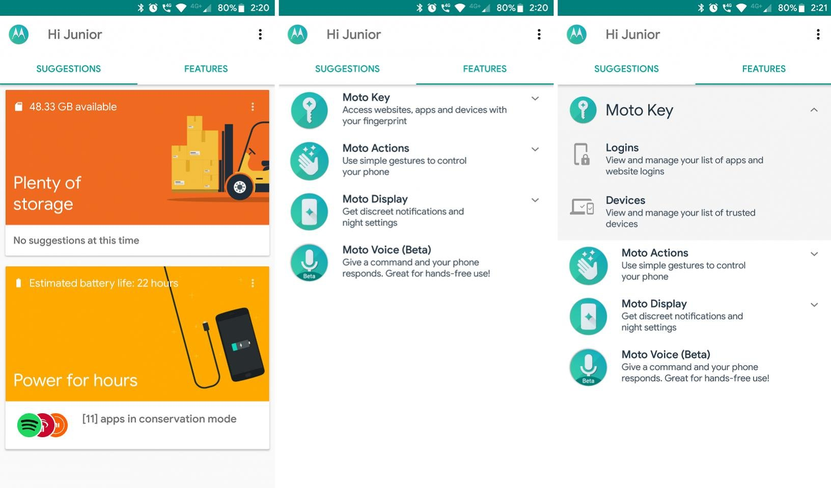 Download Motorola Publishes Moto Face Unlock App On Play – Dibujos