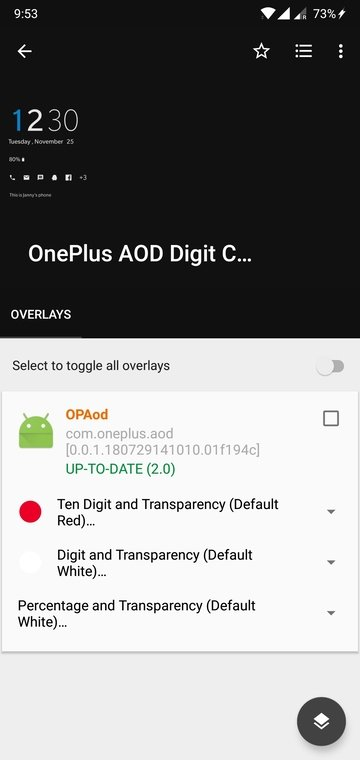 How To Customize Always On Display On OnePlus 6 & OnePlus 5/5T