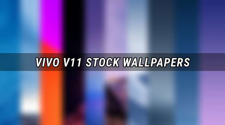Download Vivo V11 Stock Wallpapers Droidviews