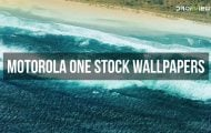 Motorola One Stock Wallpapers