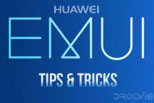 Huawei EMUI Tips and Tricks