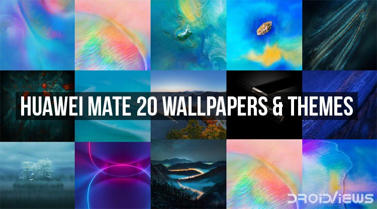 Download Huawei Mate 20 Stock Wallpapers, Live Wallpapers