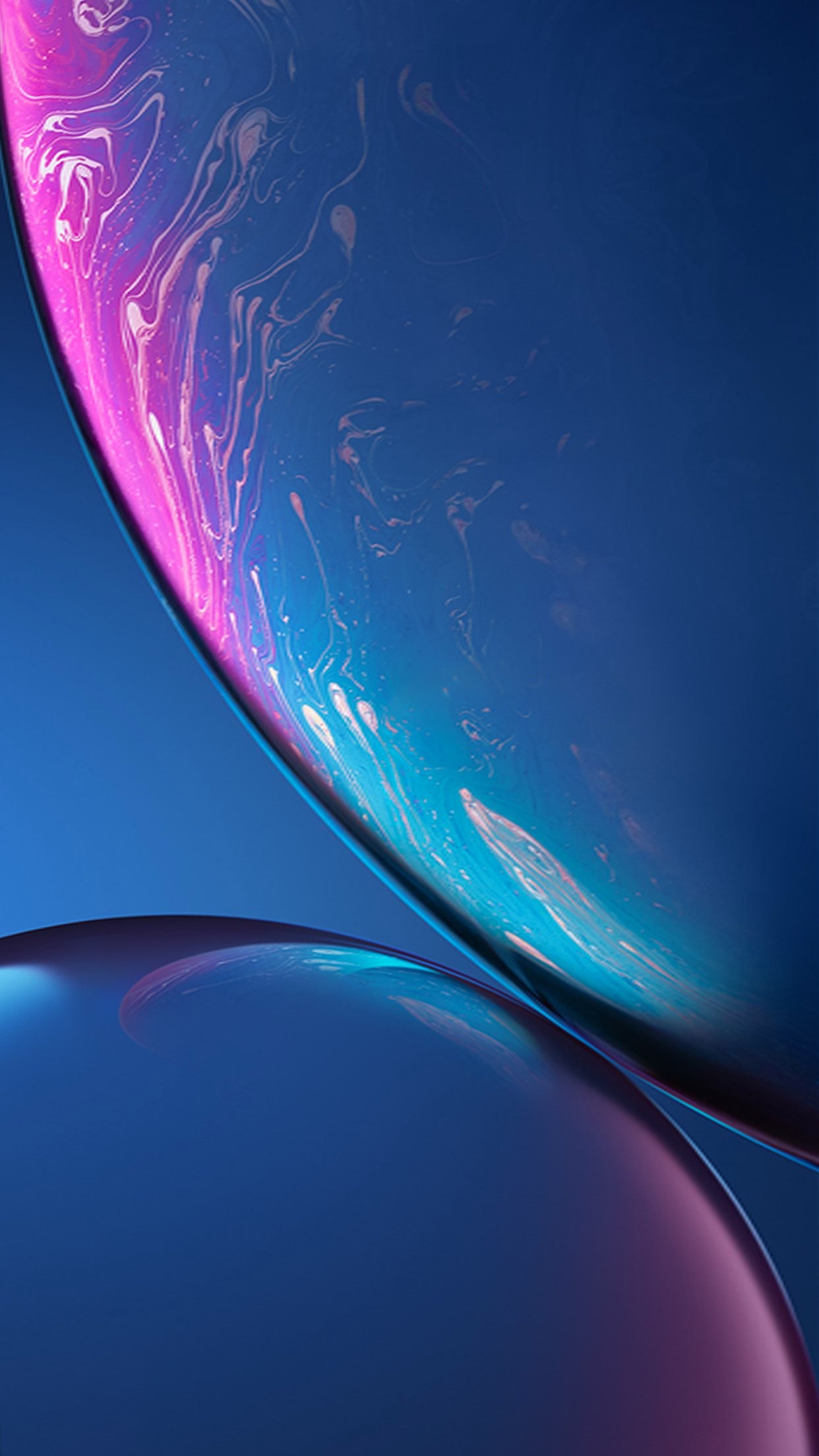 Download iPhone XS and iPhone XR Stock Wallpapers (28 Walls