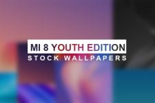 Download Xiaomi Mi 8 Youth Edition Stock Wallpapers