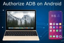 Authorize ADB Commands