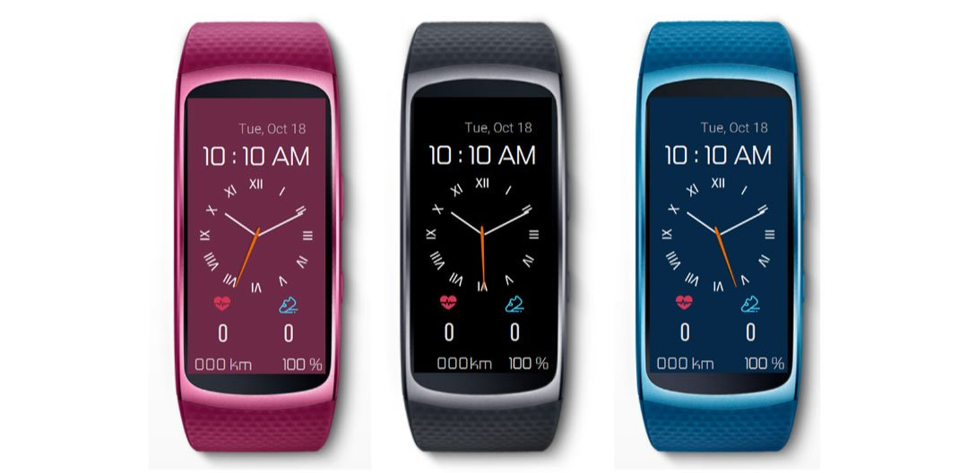 5 Best Watch Faces for Samsung Galaxy Gear Fit 2 Pro