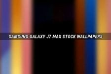 Samsung Galaxy J7 Max Wallpapers