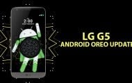 Oreo Firmware on LG G5 (H830, H850)