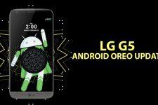 Oreo Firmware on LG G5 (H830, H850)