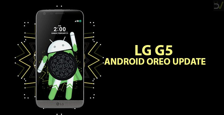 Install Stock Android 8 0 Oreo Firmware on LG G5 (H830, H850