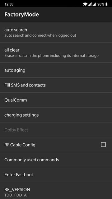OnePlus 6: Enable VoLTE and Other Useful Secret Dialer Codes