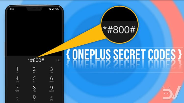 OnePlus Secret Codes (OnePlus 5/ 6/ 7 Pro) | DroidViews