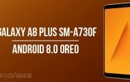 galaxy a8 plus oreo firmware download