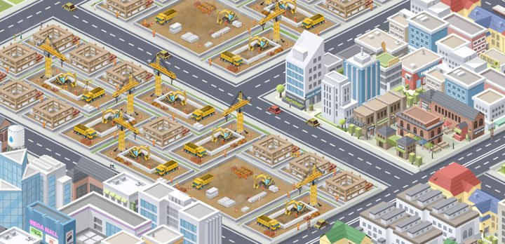 Pocket City The Best City Building Game On Android Droidviews