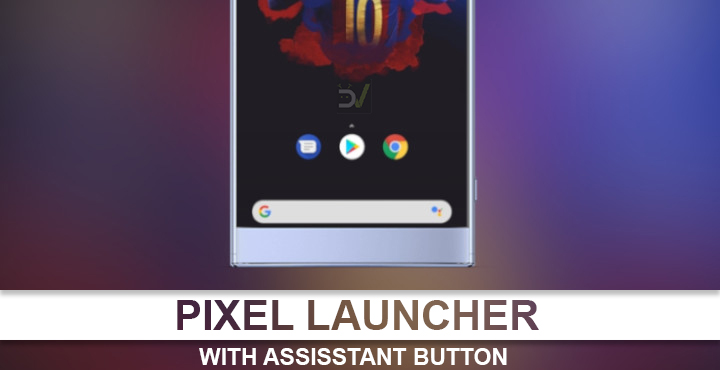 Download New Pixel 3 Launcher on Any Android
