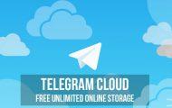 Telegram Cloud storage