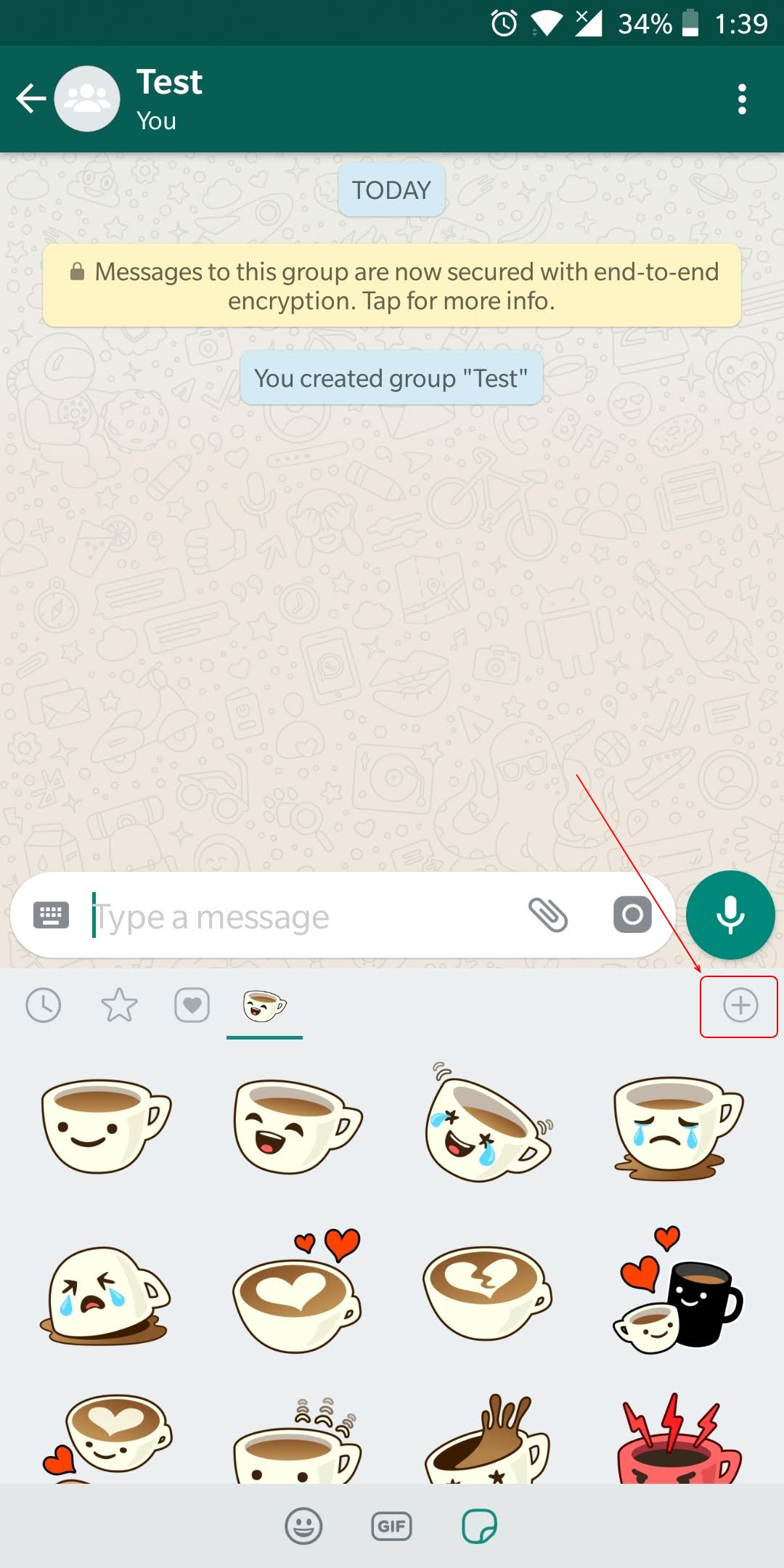 How to Send WhatsApp Stickers on Android - DroidViews