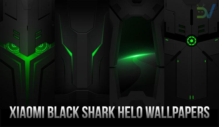 Xiaomi Black Shark Helo Wallpapers