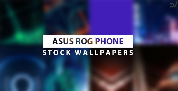 Download Asus ROG Phone Stock Wallpapers