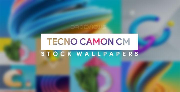 Download Tecno Camon CM Stock Wallpapers (FHD+) | DroidViews