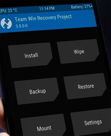 Root Galaxy A8 and Galaxy A8 Plus and Install TWRP Recovery