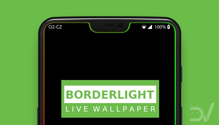download borderlight apk live wallpaper add colorful screen edgesborderlight live wallpaper