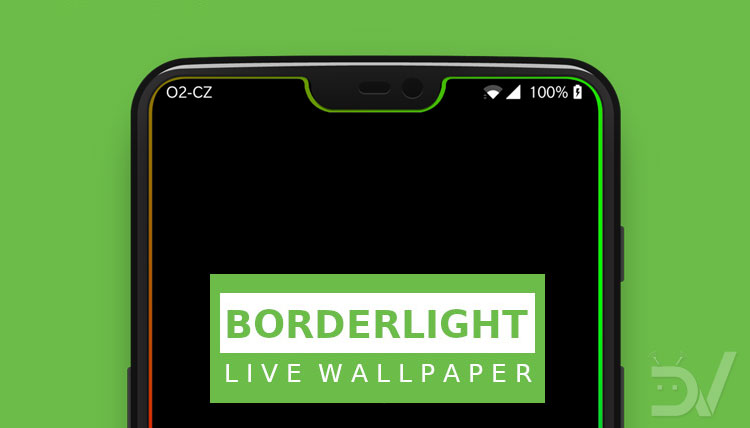 Borderlight Live Wallpaper