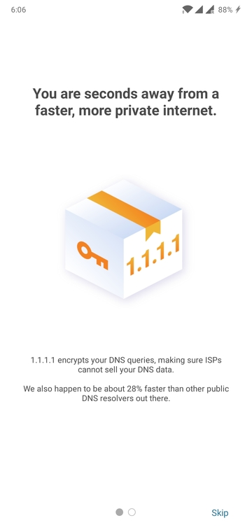 Increase Internet Speeds on Your Android Using CloudFlare DNS