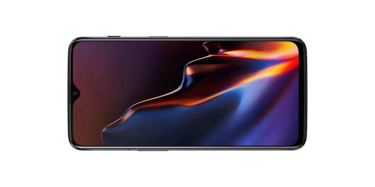 Dark Theme OnePlus 6T Display