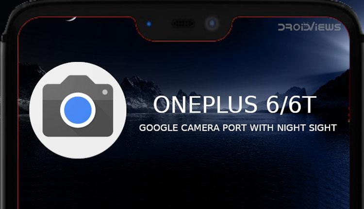 Night Sight Camera on OnePlus 6