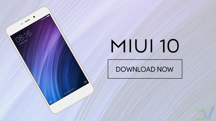 Download Xiaomi Redmi Note 4 Stock Wallpapers In Full Hd: Install MIUI 10 On Xiaomi Redmi 4A