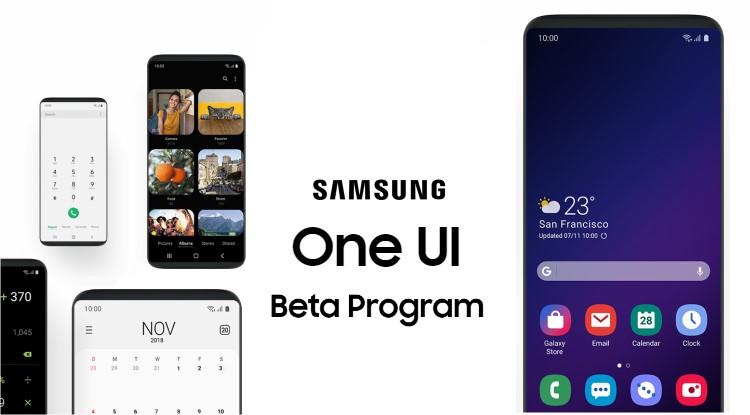 Samsung's One UI Beta Program