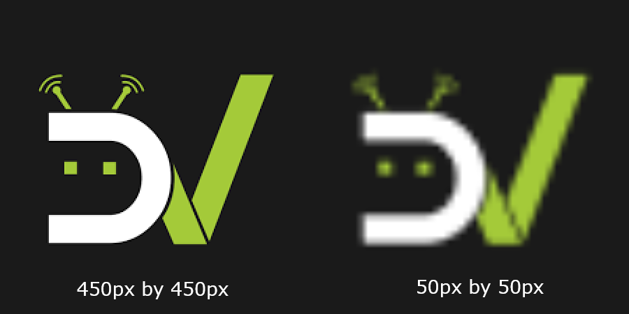 PPI vs DPI Pixel Size Comparison