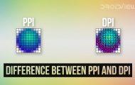 PPI vs DPI