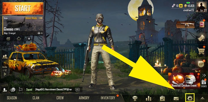 How to Use Gyroscope in PUBG Mobile