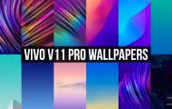 Vivo V11 Pro Wallpapers
