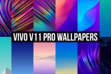Vivo V11 Pro Wallpapers