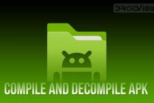 Compile and Decompile APK