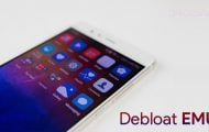 Uninstall System Apps on Huawei