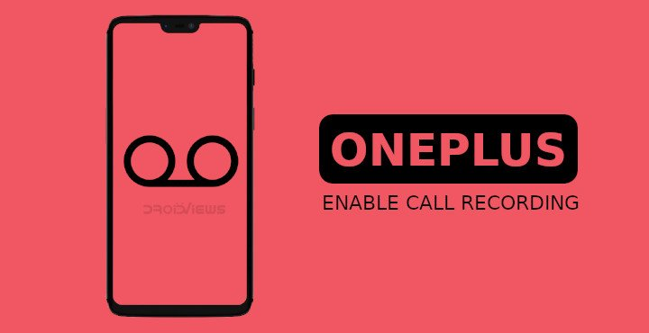 How to Enable Call Recording on OnePlus devices