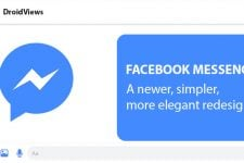 Facebook Messenger 4 Redesign: Simpler, Elegant & Fully functional