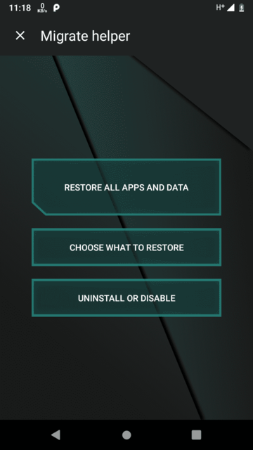 Migrate Between Custom ROMs With Ease Using This New App
