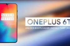 Unlock Bootloader, Install TWRP & Root OnePlus 6T