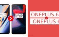 OnePlus 6T ROM Port on OnePlus 6