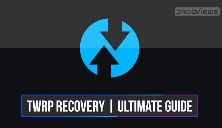 twrp recovery tutorial
