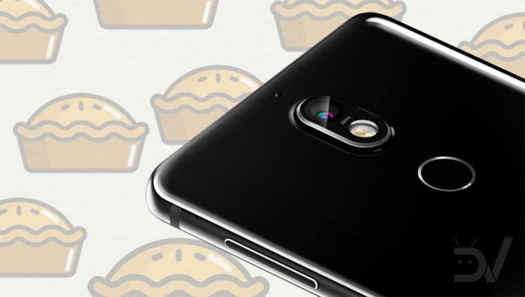 Android Pie OTA Update on Nokia 7.1