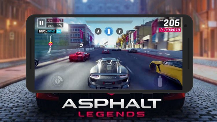 Top 5 Best Heaviest Games for Android