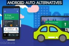 Best Android Auto Alternatives