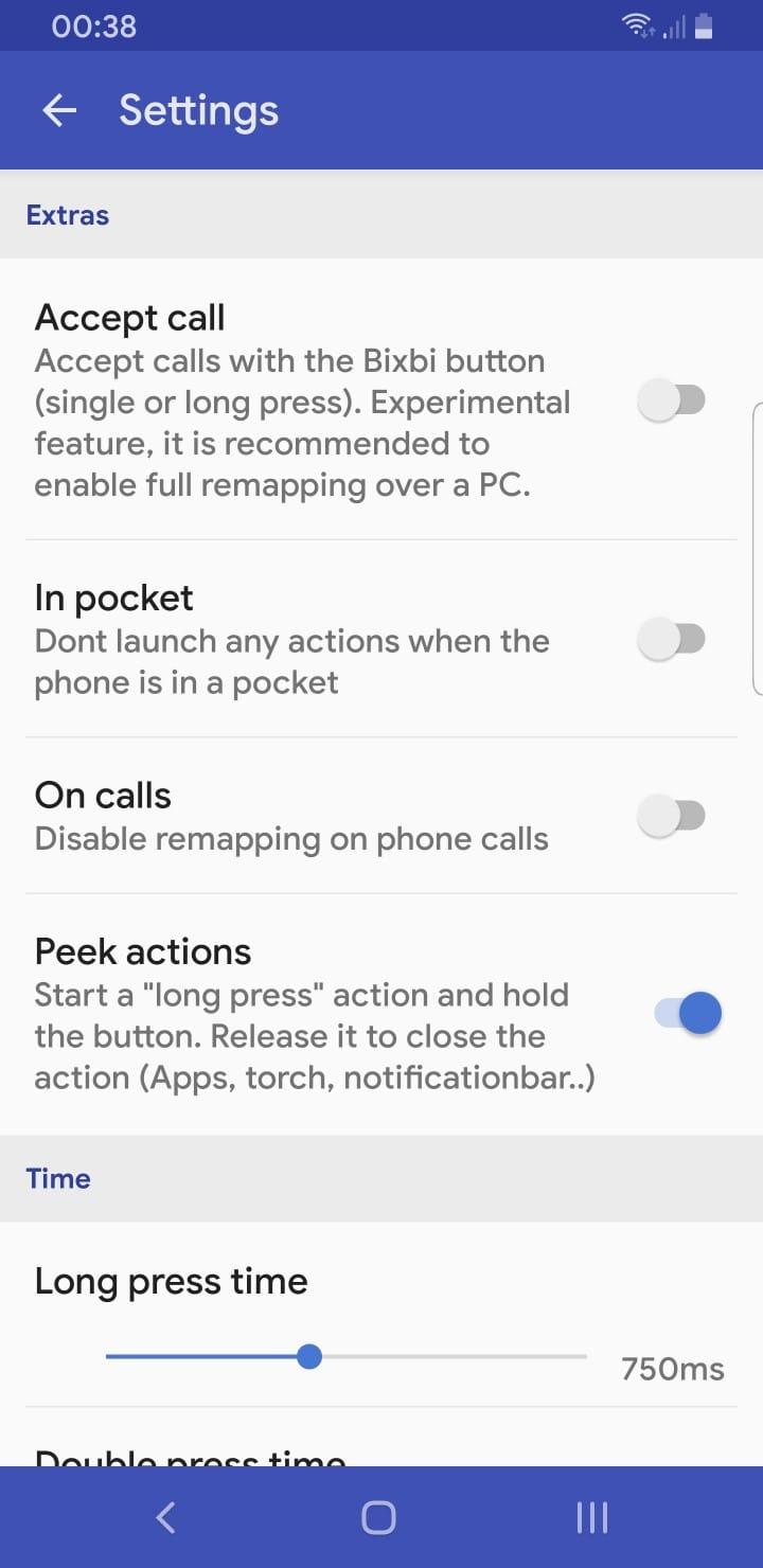 BxActions Remap Bixby Button Samsung